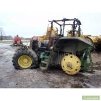 Трактор JOHN DEERE 7810 на запчасти