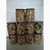Продам качественные консервированные белые грибы