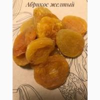 Сушеный желтый абрикос, мелкий опт