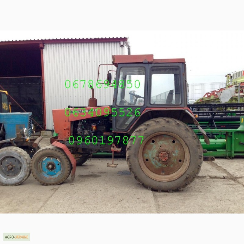 Трактор мтз 82.1 2011 год - МТЗ 82.1, 2011 - Тракторы и.