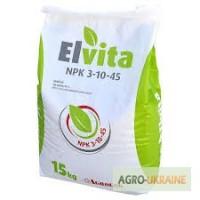 Elvita NPK 3-10-45 - Эльвита / Ельвіта добриво водорозчинне