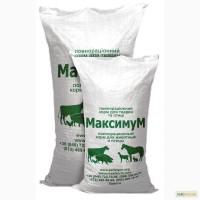 Комбикорм для бройлеров ФИНИШ (от 38 дней) тм МаксимуМ