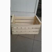 Ящик яблочный деревянный