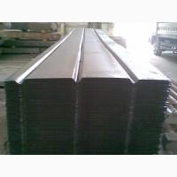 Профильный лист, гнутый профиль толщиной 2мм – 3мм