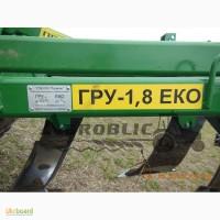 Глубокорыхлитель универсальный гру 1, 8 еко для тракторів мтз-80, 82