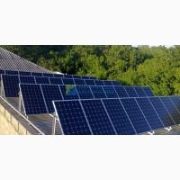 Солнечные станции. Монтаж, подключение к зеленому тарифу