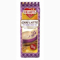 Кофейный напиток Hearts Chai Latte, 1 кг NEW