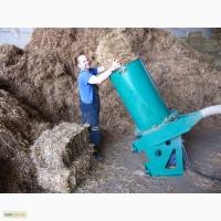 Соломорезка, Измельчитель Биомассы 1 т/ч