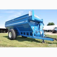 Недорого! б/у Kinze 840 - бункер-накопитель для перевозки и перегрузки зерна