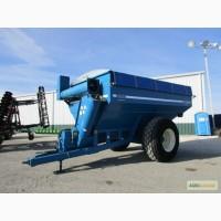 Зерновой бункер Кинзе KINZE 640 (23 м3) б/у из США перегрузчик зерна накопитель
