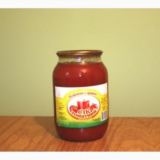 Сок томатный натуральный 3л