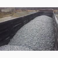 Щебень гранитный 0-70 мм. вагонами