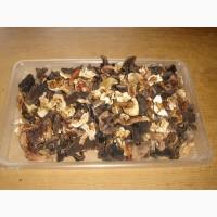 Продам грибной микс из сухих грибов ( белый. поберезовик, сыроежка, подосиновик, польский)