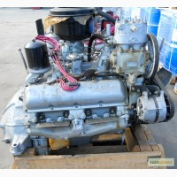 Двигатель Бензиновый Зил-130