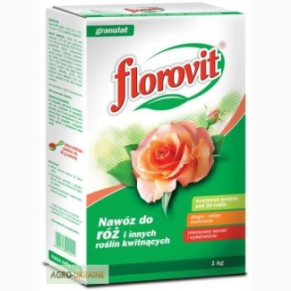 Удобрения для роз
