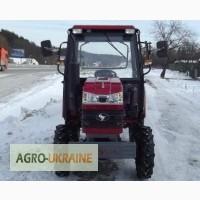 Мини-трактор шифенг sf244 ременной 4х4 с кабиной