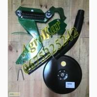 Туковый сошник в сборе с дисками AP2928 на сеялку Джон Дир
