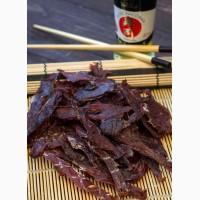 Jerky Хан Су Хан, джерки, мясные чипсы