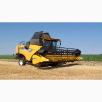 Для ранней и поздней уборки зернових требуєтся комбайн