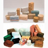 RUF Lignum, пресс для брикетирования древесных отходов