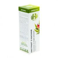 Масляный экстракт HopHemp плодов шиповника и семян пищевой конопли, 100 мл