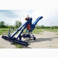 Зернометатель ЗЗП-60, зернопогрузчик зерна