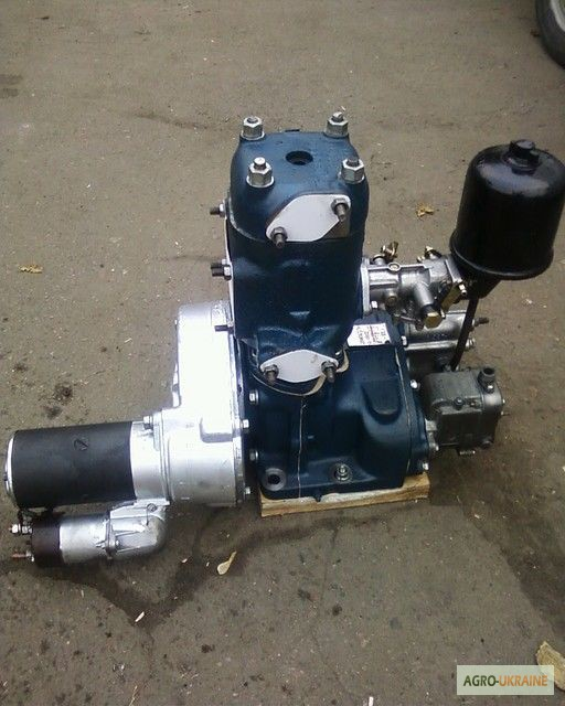 ПД-10 Пусковой двигатель для трактора МТЗ/ДТ-75 ПД-10 УД.