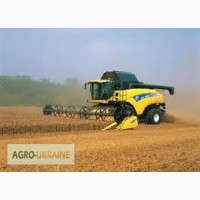 Оказываем услуги по уборке ранних зерновых (пшеница, ячмень, рапс и др.)