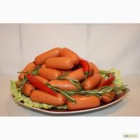 Сосиски та сардельки від ТМ Стовпинські ковбаси