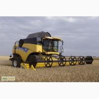 Посев Уборка урожая комбайнами Украине