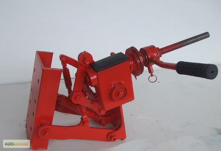 Подъемный механизм для адаптера мотоблока