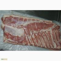 Реализация свинины в замороженном и охлажденном виде (разделка, полутуши)
