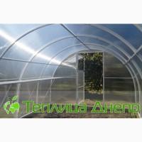 Теплицы шириной 2 и 3 метра под поликарбонат или пленку