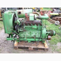 Мотор на комбайн John Deere 6359TZ 02 turbo mercedes jd 975, 1075, 117