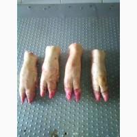 Субпродукты свиные(печень, хвосты, ножки, уши, баки)
