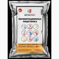 1кг - Ферментационная подстилка для животных Нетто Пласт, Неттопласт