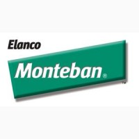 Монтебан 100 (Профілактика кокцидіозів у курчат бройлерів, 0, 6кг/т)(Elanco, США)