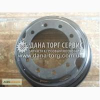 Диск колеса КрАЗ, (10 шпилек), Основание обода с диском, запчасти КрАЗ