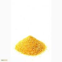 Кукурузные крупа, мука тонкого или грубого помола, зародыш, высевка