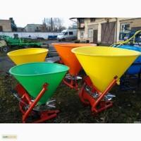 Розкидачі мін-добрив навісні Jar-met на 300-500 л