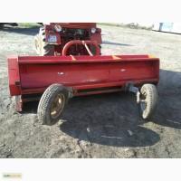 Мульчер / Мульчирователь Kuhn BNG 270 для МТЗ / Подрібнювач для кукурудзи, соломи, трави