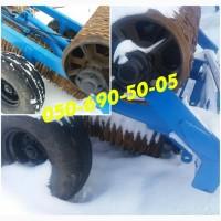 Кольчато-зубчатый каток КЗК-6-01 с демо-показа (цена снижена), новый