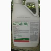 АСТРАЛ, МД - захист посівів кукурудзи від комплексу бур'янів