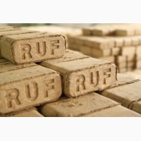 RUF, прессы брикетировщики от представителя в Украине