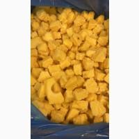 Замороженный ананас - кусочки (Aнанас - Шматочки)