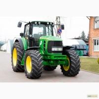 Трактор колесный John Deere 7530
