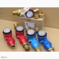 Счетчики воды, лічильник води JS-3, 5 JS-6 JS-10Apator PoWoGaZ