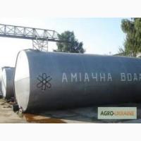 Аммиачная вода с завода, доставка по Украине