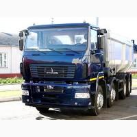 Продажа новых самосвалов МАЗ-6516Е8-520-000 (8х4) грузоподъемность 27 тонн, кузов 21 м3