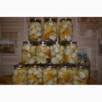 Продам гриби білі мариновані